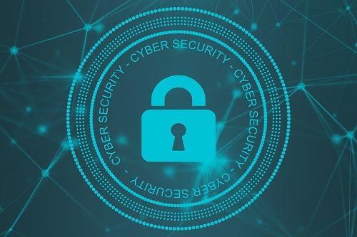 IT Sicherheit im Unternehmen - sichere IT symbolisiert durch Schloss